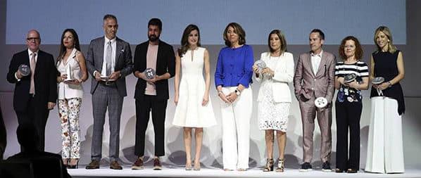 Galardonados Premios nacionales de la moda 2016